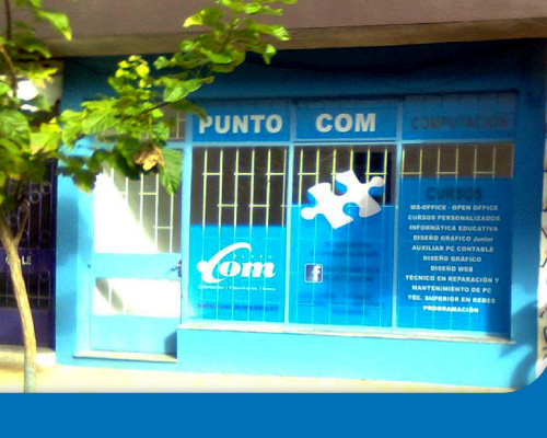 Punto Com Sucursal en Tacuarembó