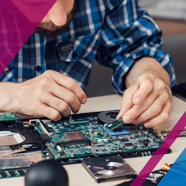 Técnico en Reparación y Mantenimiento de PC